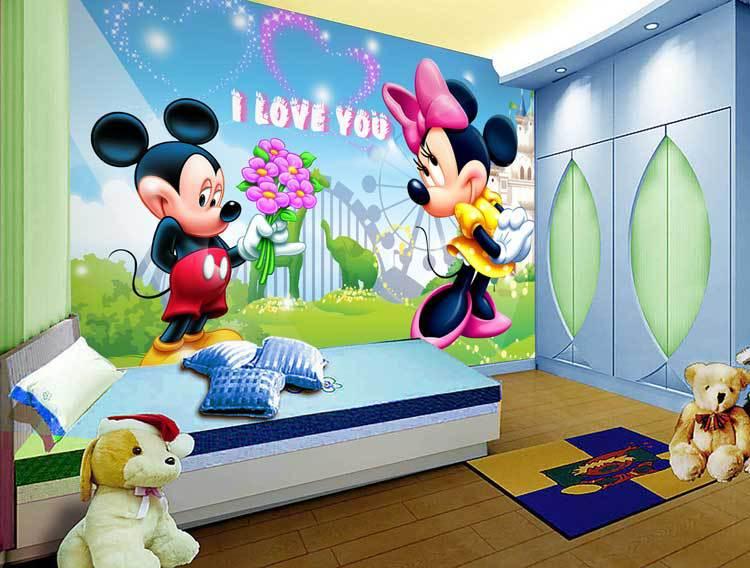 صوره ورق حائط 3d لغرف النوم