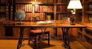 خلفية مكتبة