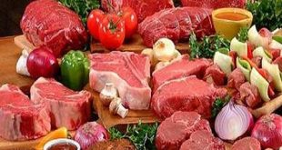 السعرات الحرارية في اللحم