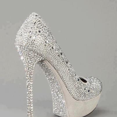 بالصور احذية الكعب العالي للعرائس 210