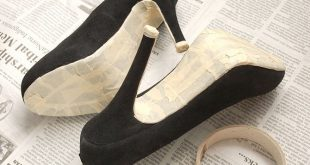 كيفية تجديد الحذاء القديم