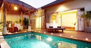 صور فلل بمسبح خاص في بالي