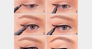 بالصور طريقة رسم العين