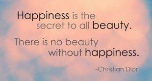 حكم عن السعادة بالانجليزي
