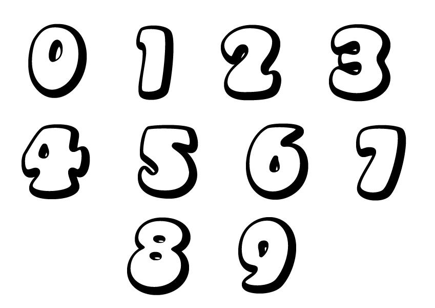صورة اختبار الشخصية بالارقام