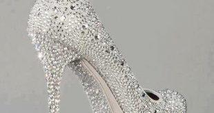 صوره احذية الكعب العالي للعرائس