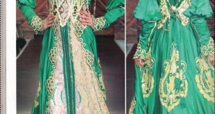 ملابس مغربية