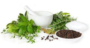 طب الاعشاب المعدة