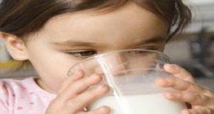 صورة اوقات شرب الحليب