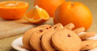 بسكوت البرتقال