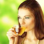 فوائد شرب الشاي الاخضر على الريق