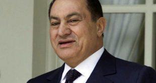 وفاة الرئيس السابق مبارك