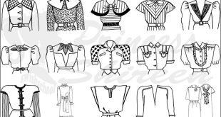 صور تعليم خياطة الملابس