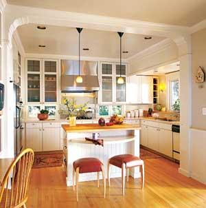 تصميم ادراج المطبخ