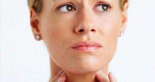 علاج اللوزتين عند الحامل