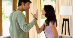 كيفية معاملة الزوجة العنيدة