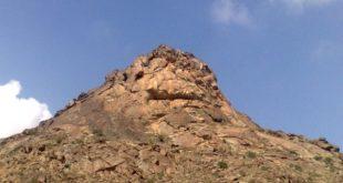 صوره اول جبل وضع بالارض