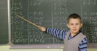 صورة اسهل طريقة لحفظ جدول الضرب بالعربي