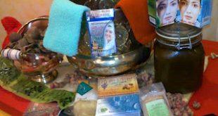 مستلزمات الحمام المغربي
