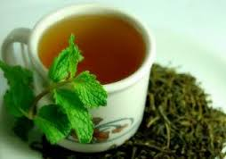 صورة فوائد الشاي الاخضر بالنعناع , كل دة ممكن يحصل بعد تناول كوب واحد من الشاي الاخضر بالنعناع معقول؟