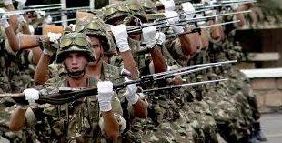 صوره ترتيب الجيش الجزائري 2019