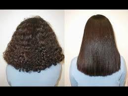 تنعيم الشعر الخشن