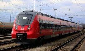 صور القطار بالحلم