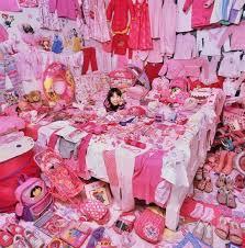 عالم البنات الوردي