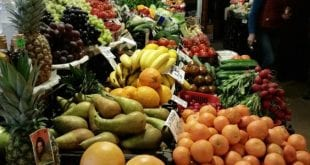 فوائد الخضار والفواكه , عايزة تحفظى على صحتك وبشرتك كلى خضار وفاكهة كتير