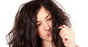 صوره وصفات لتنعيم الشعر الجاف والمتقصف
