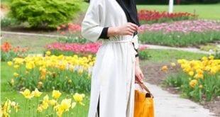 صورة ملابس محجبات صيفية تركية