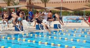 صورة تعليم السباحة