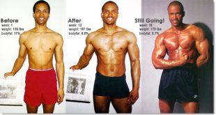 افضل طريقة لزيادة الوزن للرجال