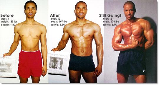 صور افضل طريقة لزيادة الوزن للرجال