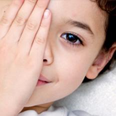 صوره كيف اعرف ان طفلي مصاب بالعين