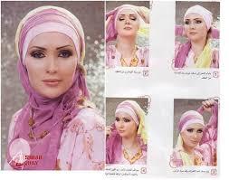 بالصور اجمل طريقة لوضع الحجاب 10719 2