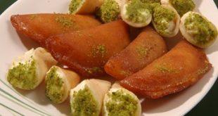 بالصور حلويات شرقية