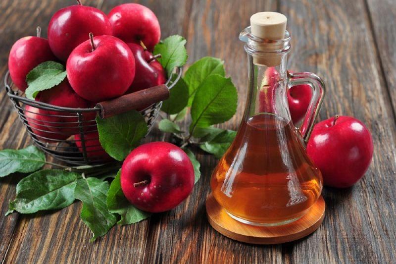 صور وصفة خل التفاح للشعر