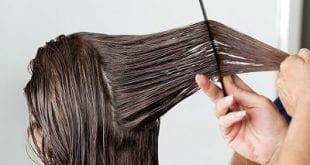 صورة افضل طرق فرد الشعر