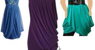 صور خياطة فستان سواريه