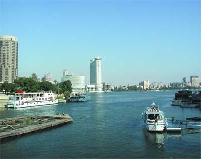 صوره بحث عن مياه نهر النيل