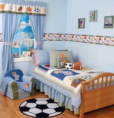 بالصور غرف نوم اولادي , غرفة مودرن باشيك الالوان العصريه 16435 4