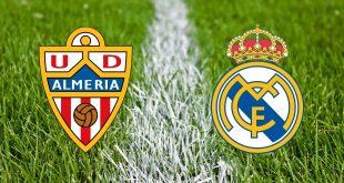 صورة ريال مدريد والميريا بث مباشر