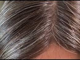 صور خلطة لتغطية الشعر الابيض