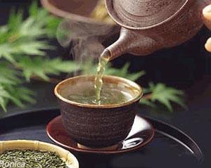 كيفية اعداد الشاي الاخضر