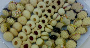 حلويات العيد بالفيديو
