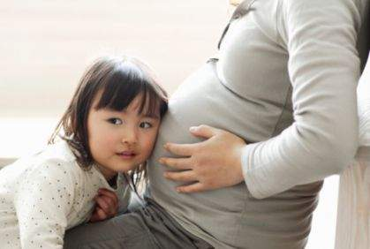 صوره كيف تعرفين انك على وشك الولادة