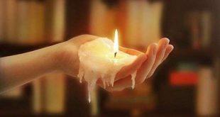 صور شمعة الحب