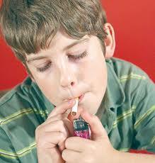 بالصور اسباب تدخين المراهقين 20145