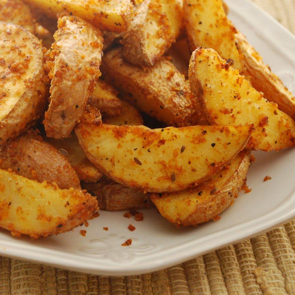 صور طريقة عمل البطاطس المشوية , اعرفى سر عمل البطاطس المشويه زى الجاهزة
